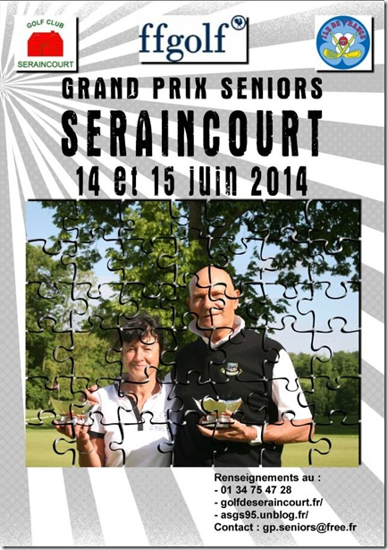 Grand Prix Seniors de Seraincourt