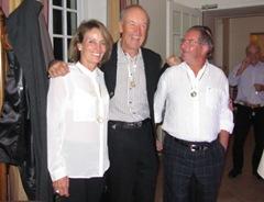 Corinne LABOUREAU, JL. DEWISME et Denis LE MER
